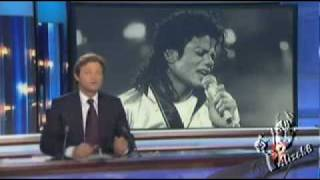 Michael Jackson info de france 2 french