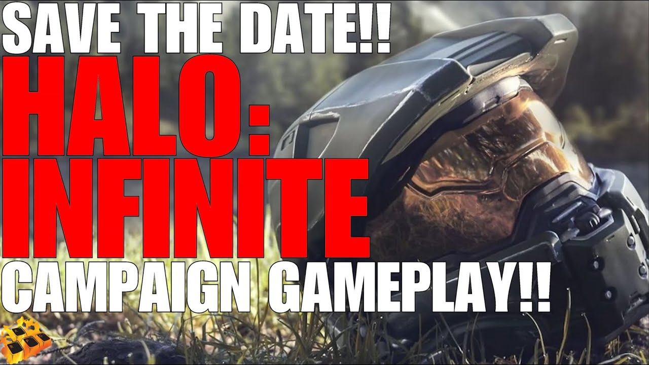 *NEW* HALO INFINITE CAMPAIGN COMING TO XBOX GAME SHOWCASE!! ARE WE FINALLY READY!?
