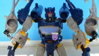 Constructbots Soundwave Transformers Build Set Toy Review By Mitchsantona