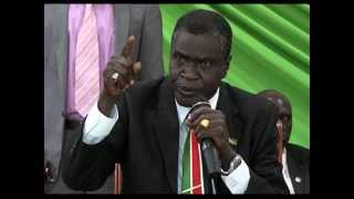 Central Equatoria governor warns over further bloodshed in fight for federalism