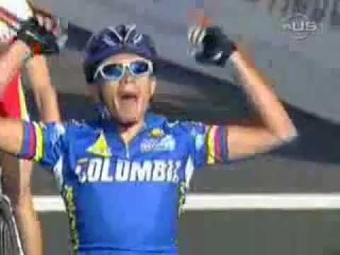 UCI ROAD WORLD CHAMPIONSHIPS 2008 - Under-23 Men's Road Race - Fabio Duarte (Colombia)