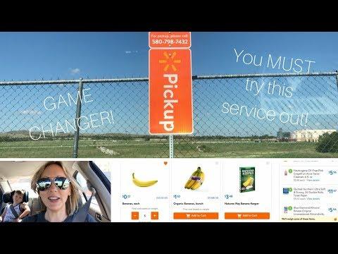 Walmart Grocery Pickup 101 | Step-by-Step Walkthrough