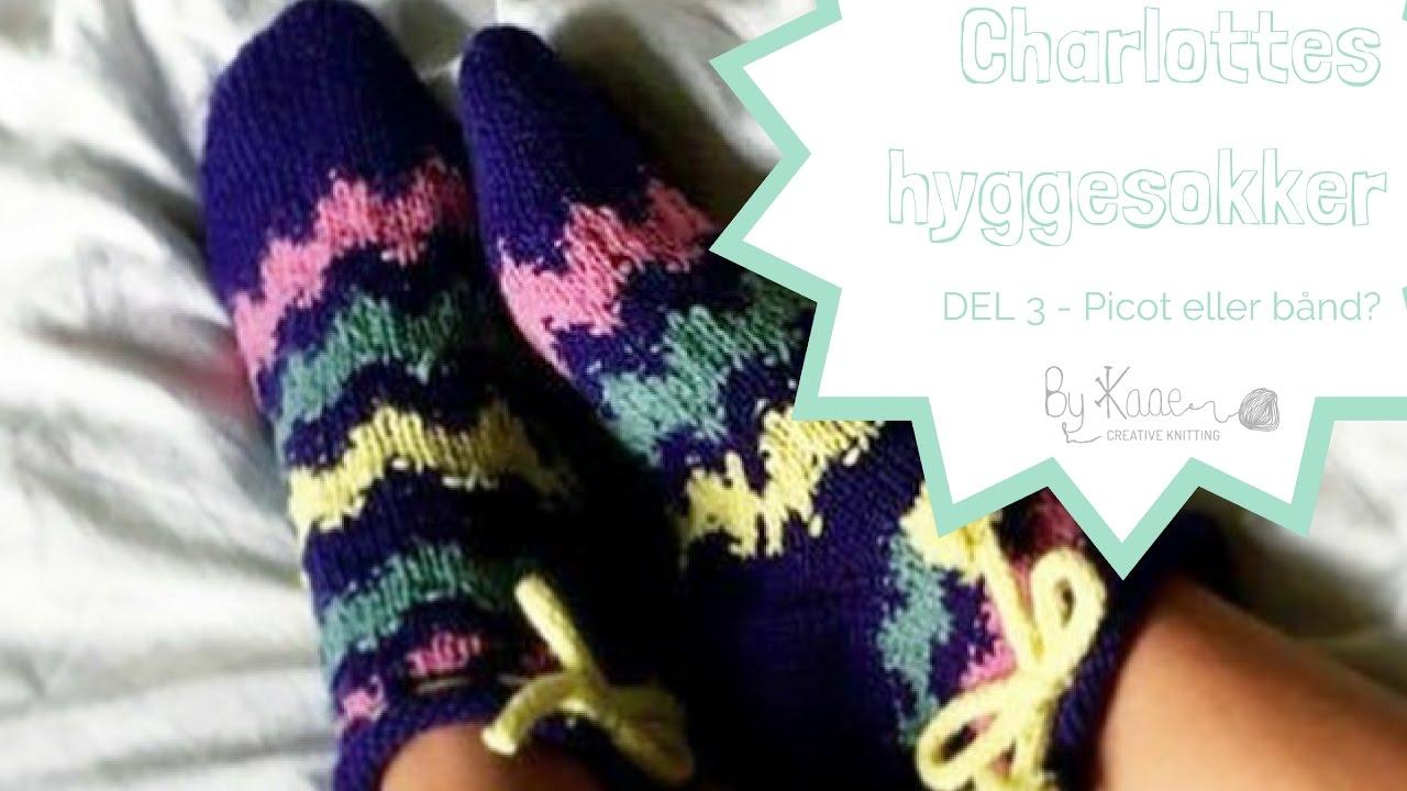 magic loop sokker opskrift