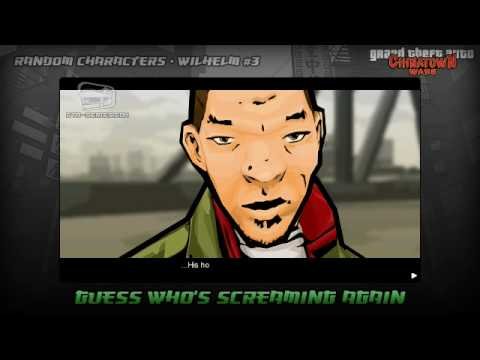 GTA Chinatown Wars - Walkthrough - Wilhelm - Guess Who's Screaming Again (Third Mission)