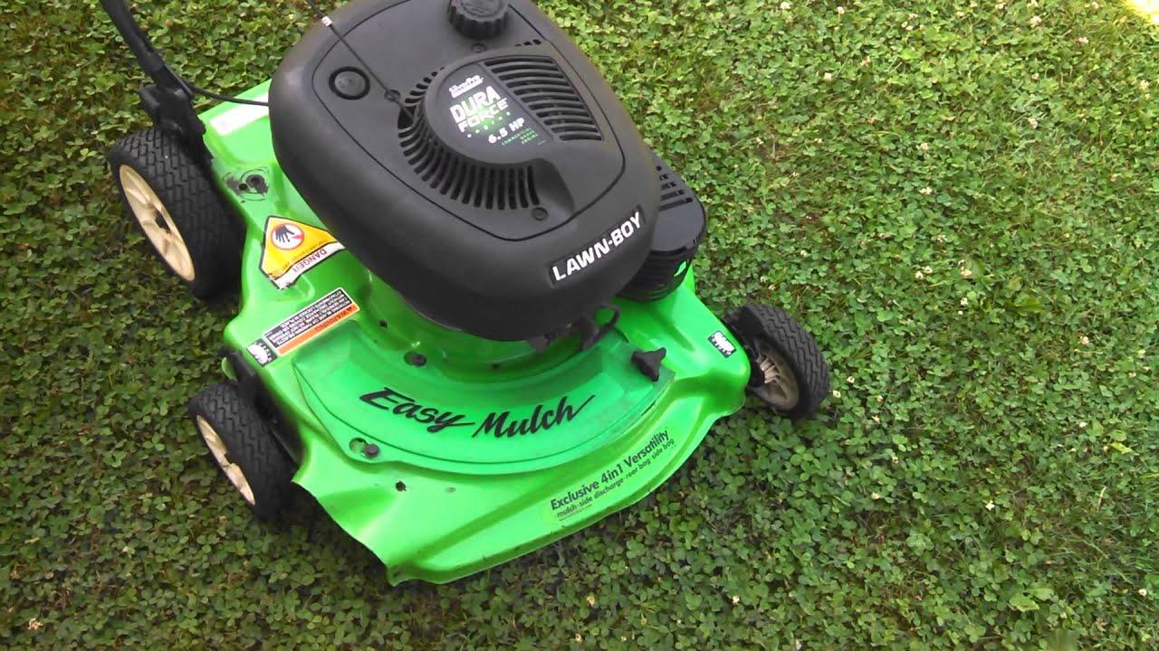 Lawn Boy Duraforce Silver Pro Push Mower