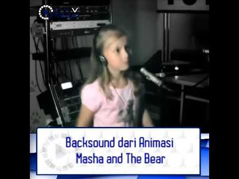 Pengisi Suara Masha and the Bear  - Backsound Animation Masha and the Bear