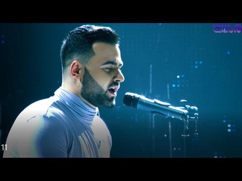 X-Factor4 Armenia Abraham Khublaryan - Hello 19.02.2017