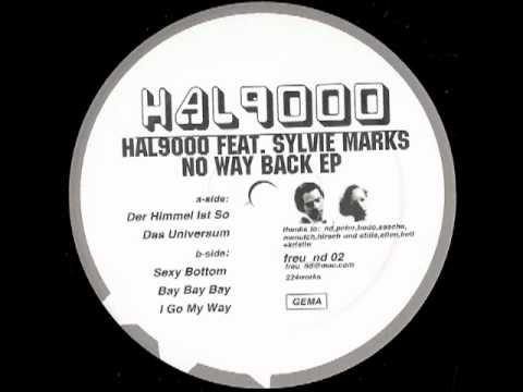 HAL 9000 feat. Sylvie Marks - Sexy Bottom