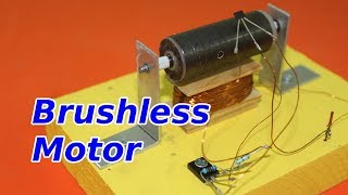 Brushless Motor DIY