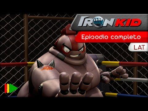 Iron Kid (Latino) - 08 - Marty, el chico de hierro