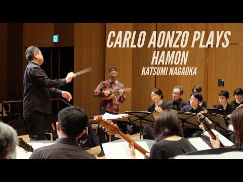 Carlo Aonzo Plays Nagaoka @Tokyo, Toyosu Hall - Katsumi Nagaoka, Hamon