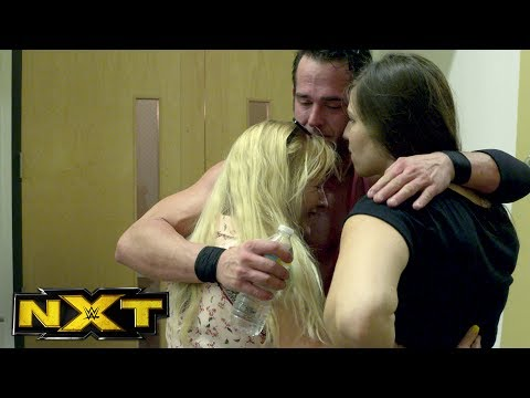 Strong's chance to create a moment for his family wasn't meant to be: NXT Exclusive, July 5, 2017