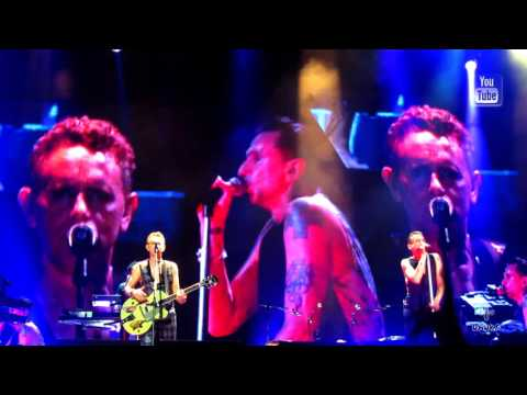Depeche Mode - Delta Machine Tour FULL Show - Düsseldorf 03.07.2013