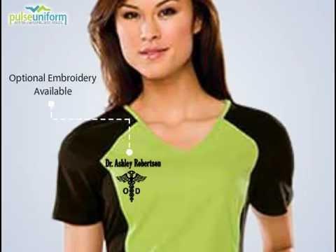 Cherokee Baby Phat Scrubs 26877 Women Nurse Fashion