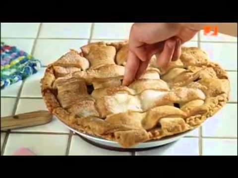 Warmer Apfelkuchen American Pie