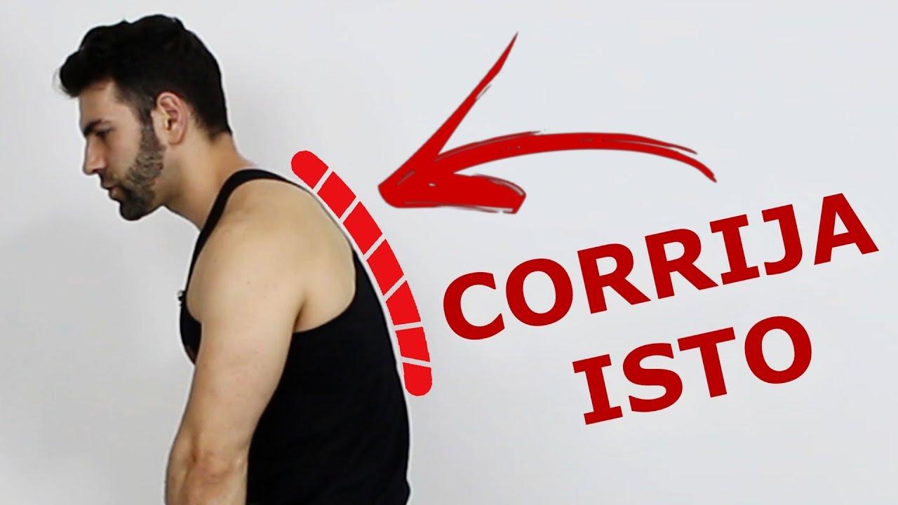 Como corrigir a postura exercicios