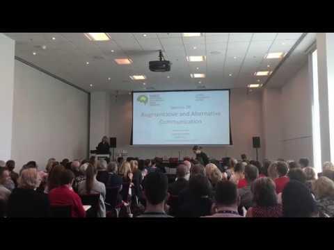 Control Bionics - Australasian Motor Neurone Disease Symposium 2018