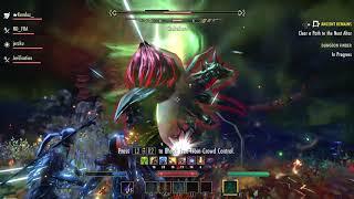 The Elder Scrolls Online: Summerset - Warden walkthrough part 11 ► 1080p 60fps - No commentary ◄
