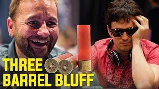 Three Barrel Bluff