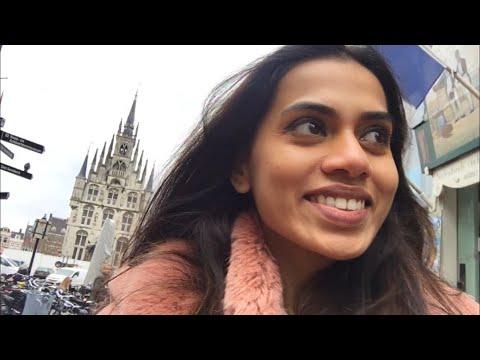 Travel Vlog | My Cheese City Story | Gouda, Netherlands | Gothic Medieval City Walk