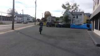 Trek Farley demo ride