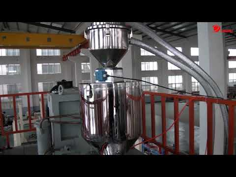 Automatic Extrusion Blow Molding Machine for Single Layer ...