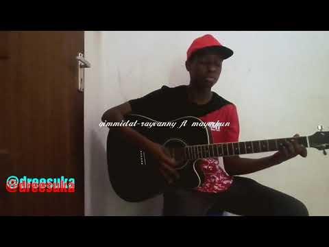 rayvanny-ft-mayorkun--gimmidat-guitar-cover-by-dreesuka