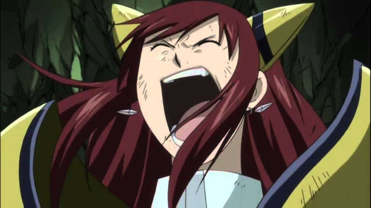 Fairy Tail (Erza vs Azuma) AMV Taking You Down - YouTube