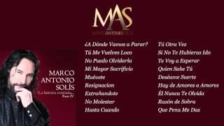 Qué Pena Me Das - Marco Antonio Solís