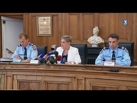 Disparition de Maelys : revoir la conférence de presse du procureur de Bourgoin en Isère