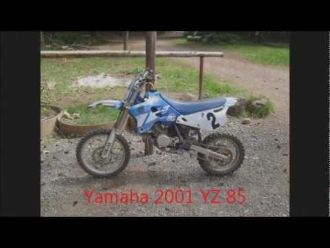 Yamaha 2001 YZ 85 (Review Video #5) Angry Motorcycle Nerd