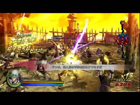 Sengoku BASARA 3 Mitsunari Ishida Play (4)
