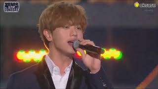 BTOB (비투비) - Super SBS Inkigayo Concert in Daejeon 대전슈퍼콘 [2017/09/24]