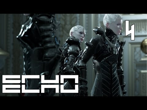 ECHO - Chapter IV: Vitality [Walkthrough No Commentary]