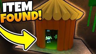 SECRET ITEM FOUND! *LOCATION* | Build a Boat For Treasure ROBLOX