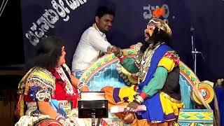 Yakshagana -- Tulu - Nidhi Nirmala - 30 - Hasya
