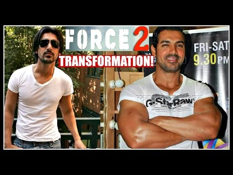 How To TRANSFORM Your Body Like JOHN ABRAHAM In Force 2!