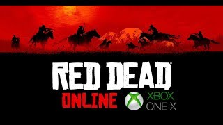 Red Dead Redemption 2 | Xbox One X Online | Posse Up #2