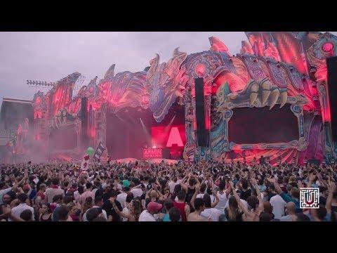 Armin Van Buuren Live At Untold Festival 2017 (5,5 Hours Set)