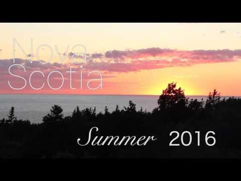 Canada Summer 2016 | Nova Scotia Travel Vlog