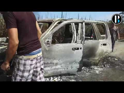 Dos muertos y tres heridos deja explosión en el estado mexicano de Tabasco