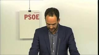 Antonio Hernando: España no es país para refugiados