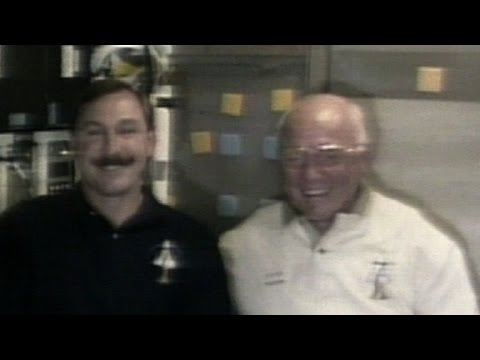 John Glenn's entire interview with Cronkite