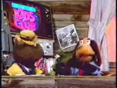 MTN Kids Club - Random clips (1994)