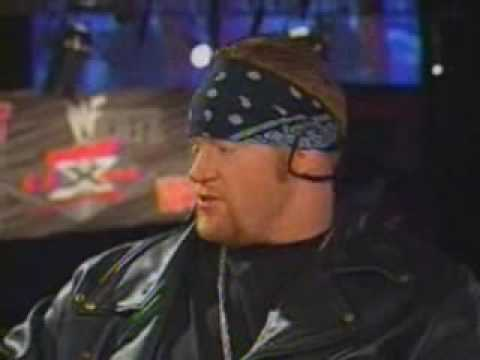 Mark Calaway (Undertaker) Interview Part 1/3
