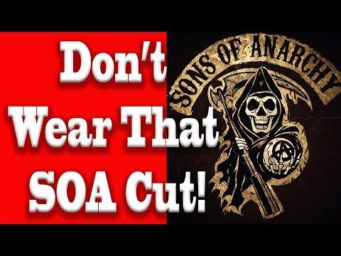 Don't Wear that SOA Cut!