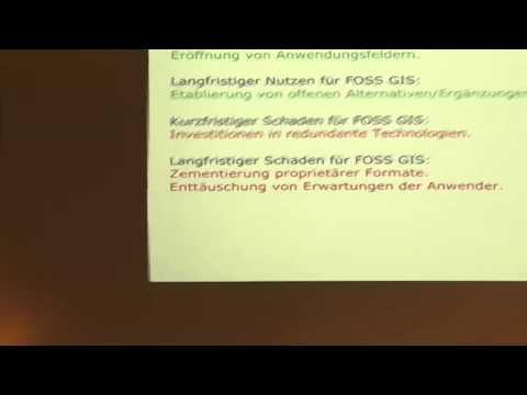 2014 - Benjamin Ducke: Quo Vadis Open Source?