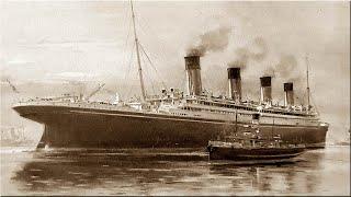 Отправление Титаника. Реальное видео 1912 года - фейк. Что там на самом деле?