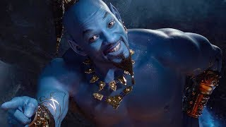 Will Smith's Genie in the Aladdin Trailer: Are We Okay With This!?