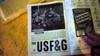 Baltimore Colts 1960 Colts Ram program from Baltimore Memorial stadium.